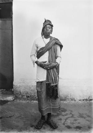 Mangi Meli, ca. 1898